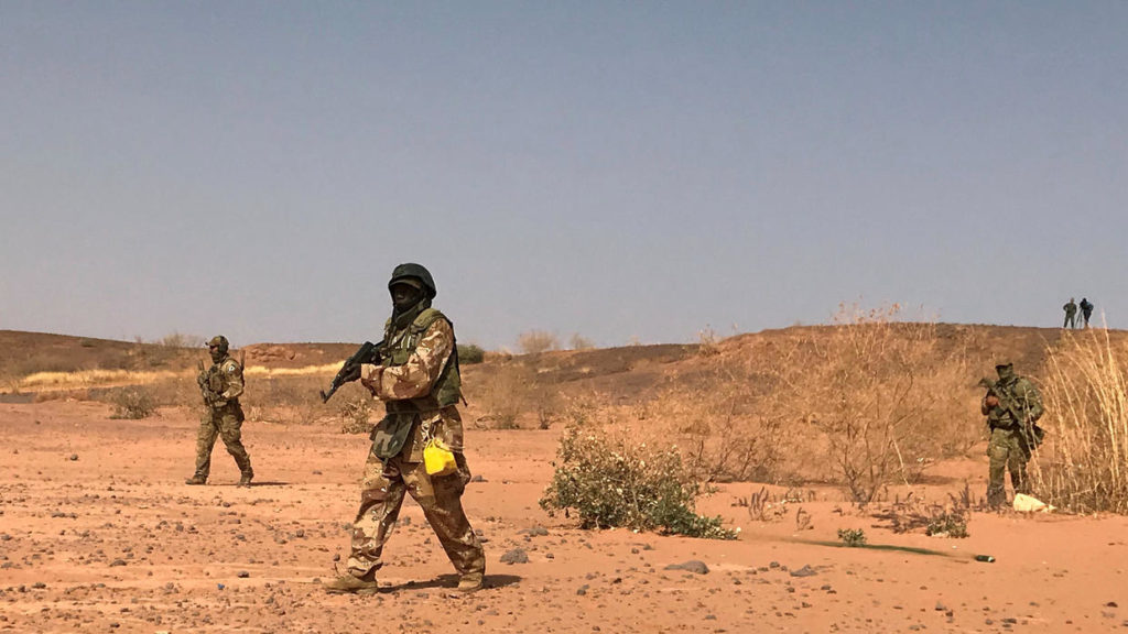 25 Soldiers Killed In Militants' Attack On Military Camp In Niger