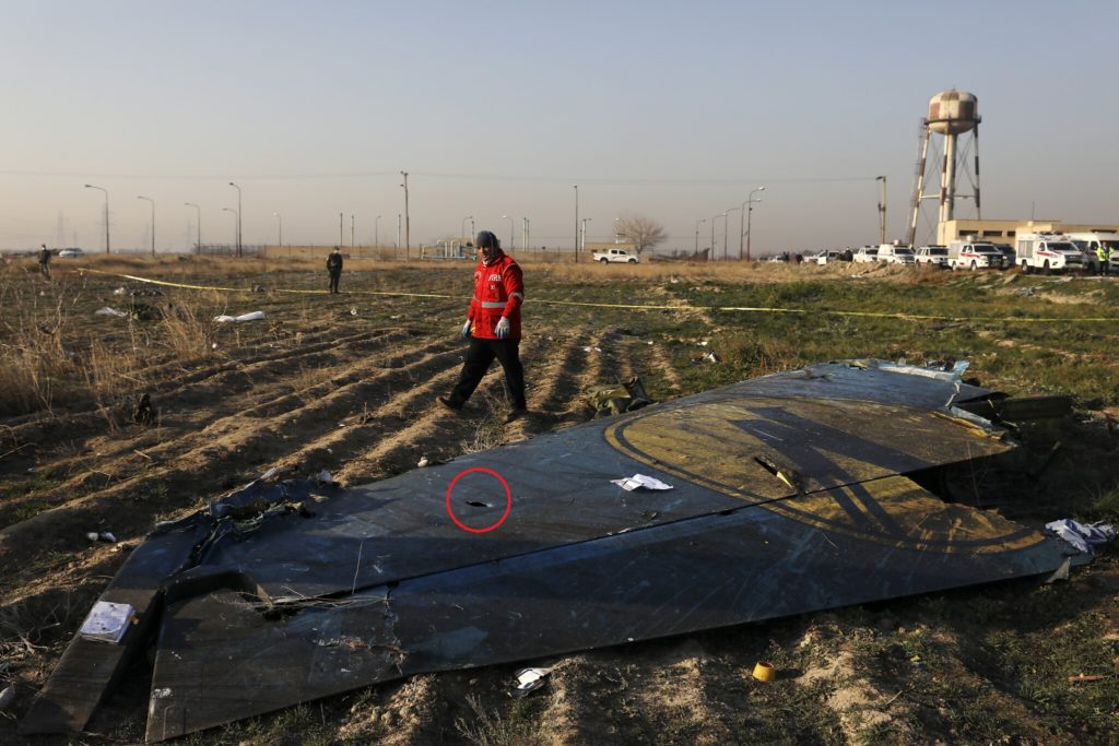 What's Behind Boeing Crash In Iran