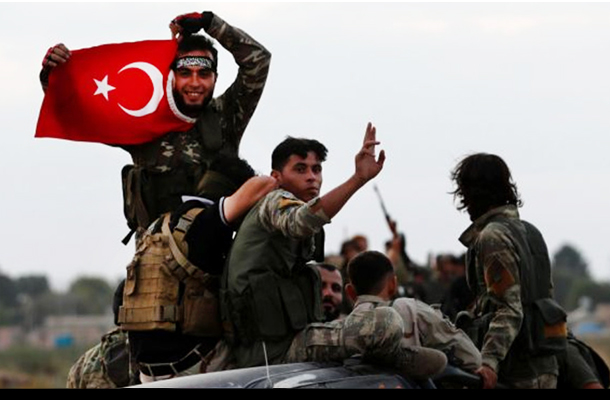 Will Turkey Give Up And Bring Syrian Militants Back From Libya?