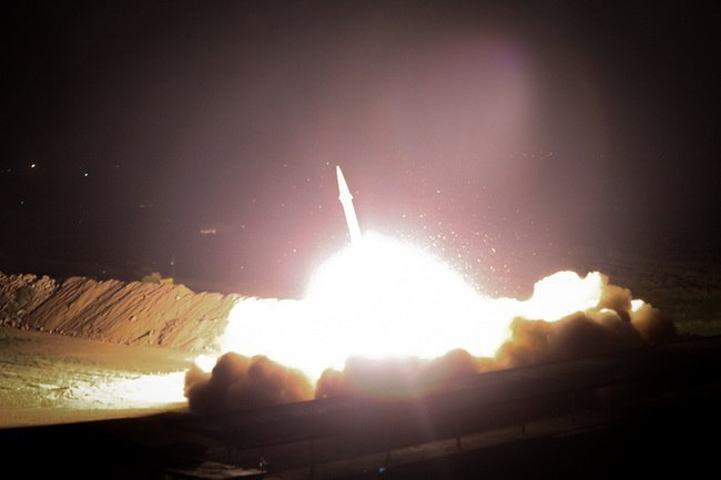 Iran Launches Missiles At US Military Bases In Iraq, Demands Full US Troop Withdrawal (Videos, Photos, Maps)