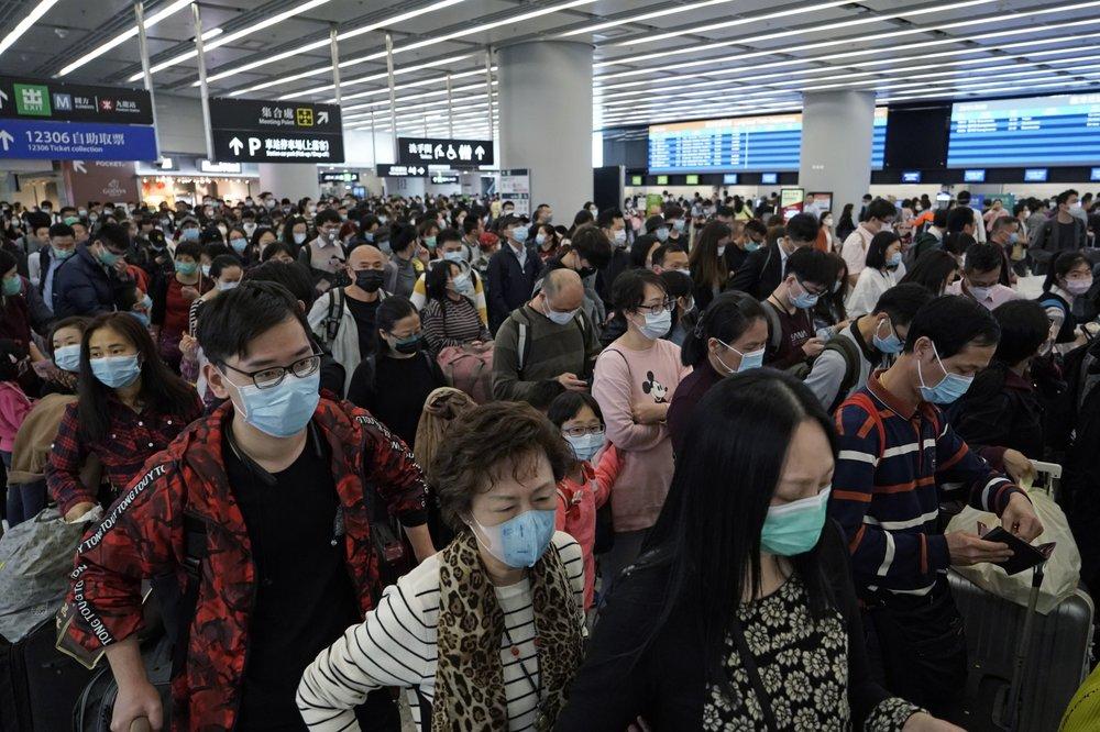 Five Chinese Million Cities Shut Down Transport To Fight the Spreading Coronavirus