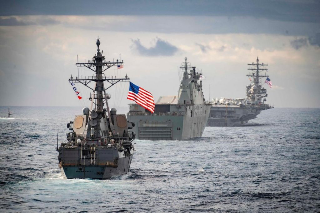 Can China Confront and Defeat the U.S. Navy?