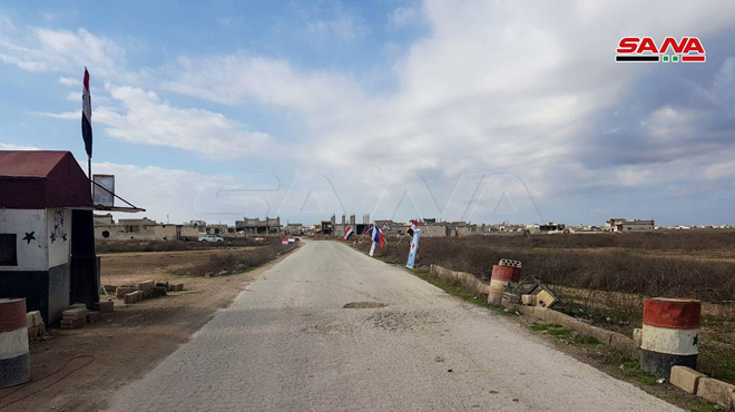 Idlib Civilians Start Leaving Via Opened Humanitarian Corridors (Photos)