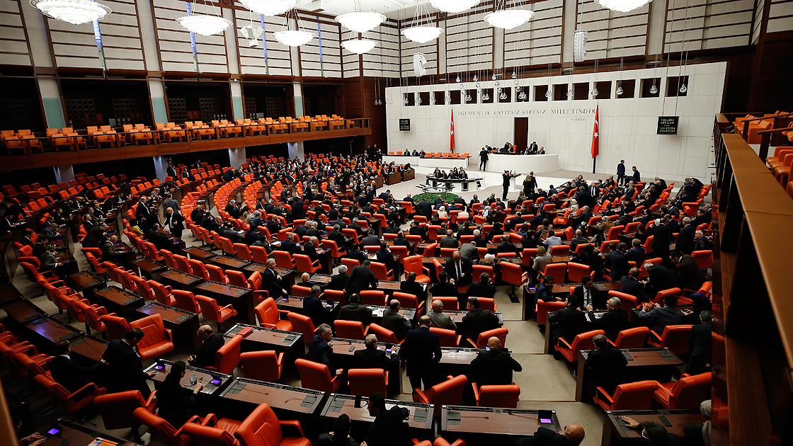 Turkish Parliament Approved Bill To Deploy Troops to Libya