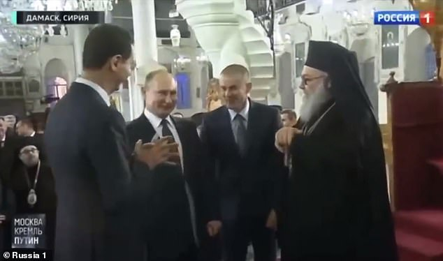 Putin Suggests Bashar al-Assad Should Invite Trump to Visit Syria