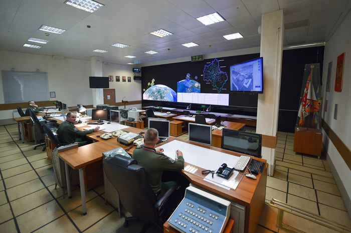 Moscow's Missile Defense Systems Celebrates 58th Anniversary