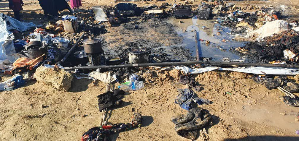 Wives Of ISIS Terrorists Continue Terrorizing SDF-run Al-Hawl Camp