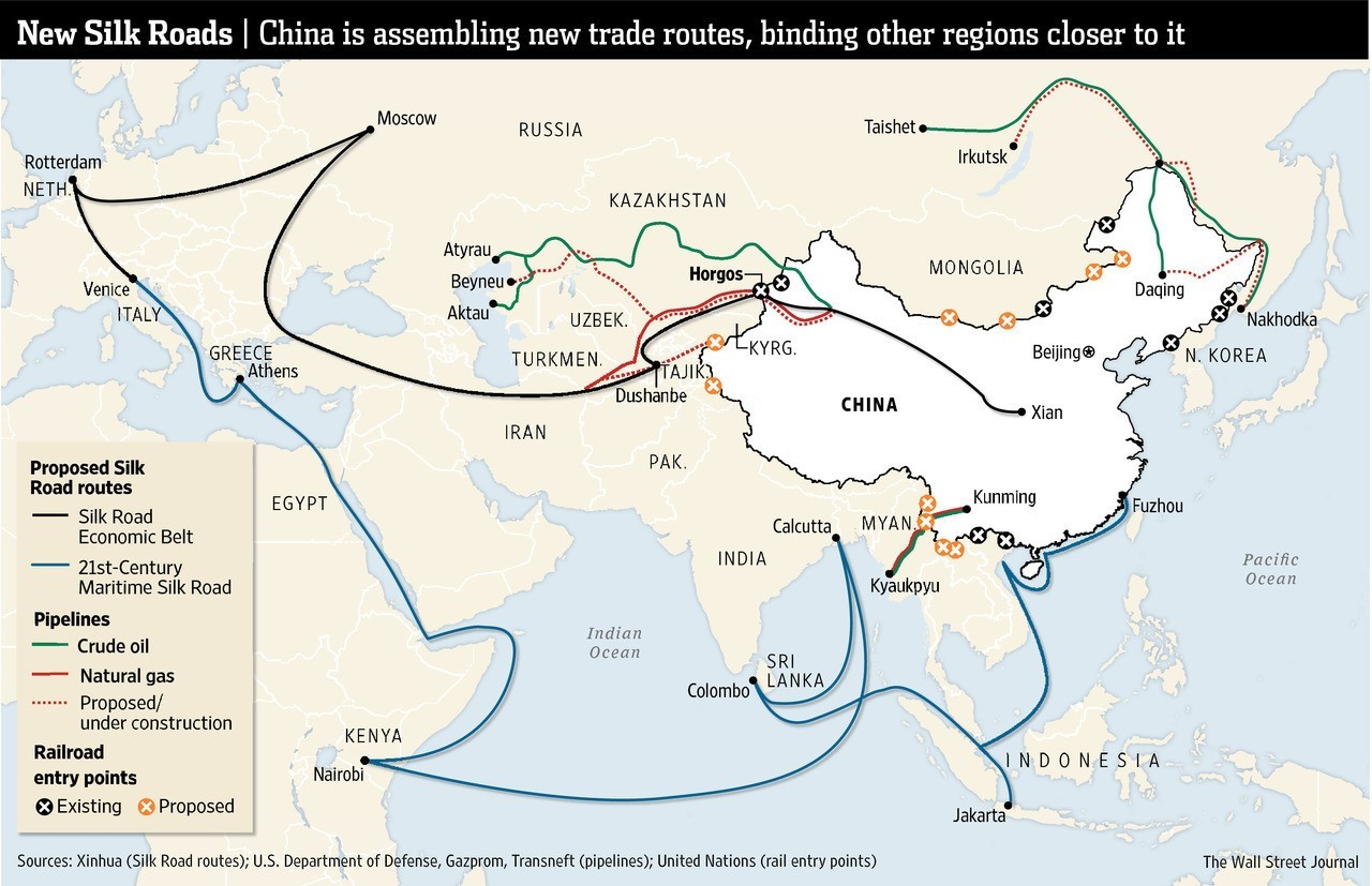 The PLAN must expand both quantitatively and qualitatively to secure the ever-expanding trade system being constructed by China. The continued growth, prosperity and influence of the nation is contingent upon it.