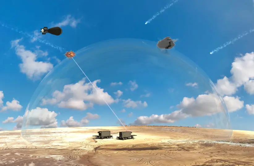 """""""You Can't See or Hear It"""" - Israel Reveals Details of Its New High-Energy Laser Technology"""