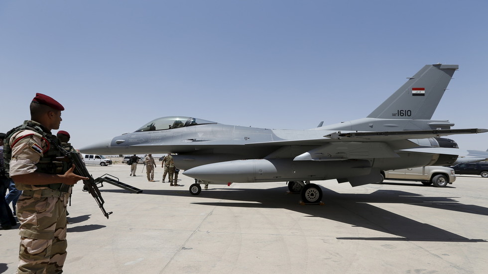 """Pentagon Suspends All Weapon Deliveries to Iraq Due To """"Security Concerns"""""""