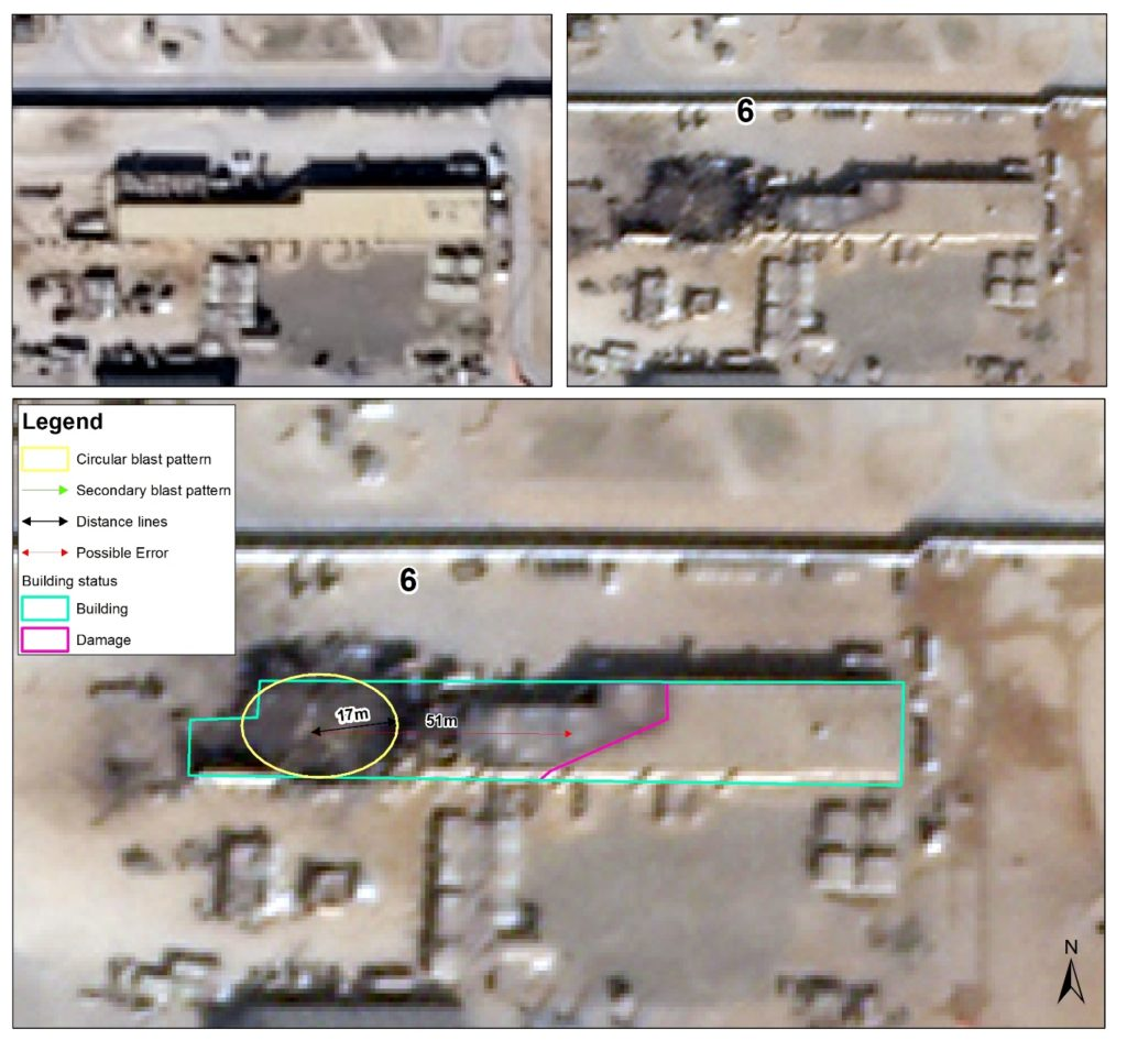 How Precise Iranian Missiles? Analysis Of Missile Strikes On U.S. Military Base In Iraq