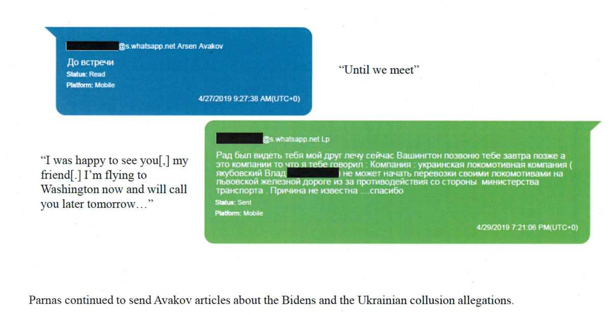 """Documents Reveal Trump and Co.'s """"Ukraine Play"""""""
