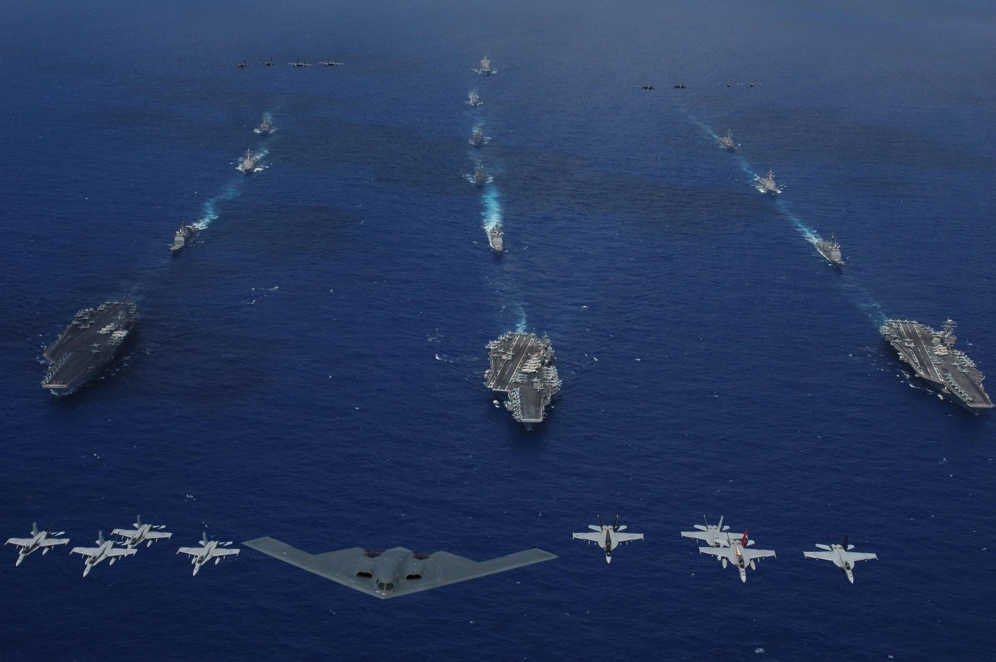 Although the United States possesses a vast array of naval and aerial assets to bring to bear in any theoretical conflict in China's backyard, it is hard to estimate the resolve of a U.S. administration facing significant losses in such a military engagement.