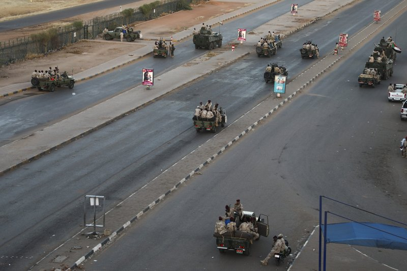 Sudanese Transitional Military Council Shuts Down Violent Revolt By Former Security Officers