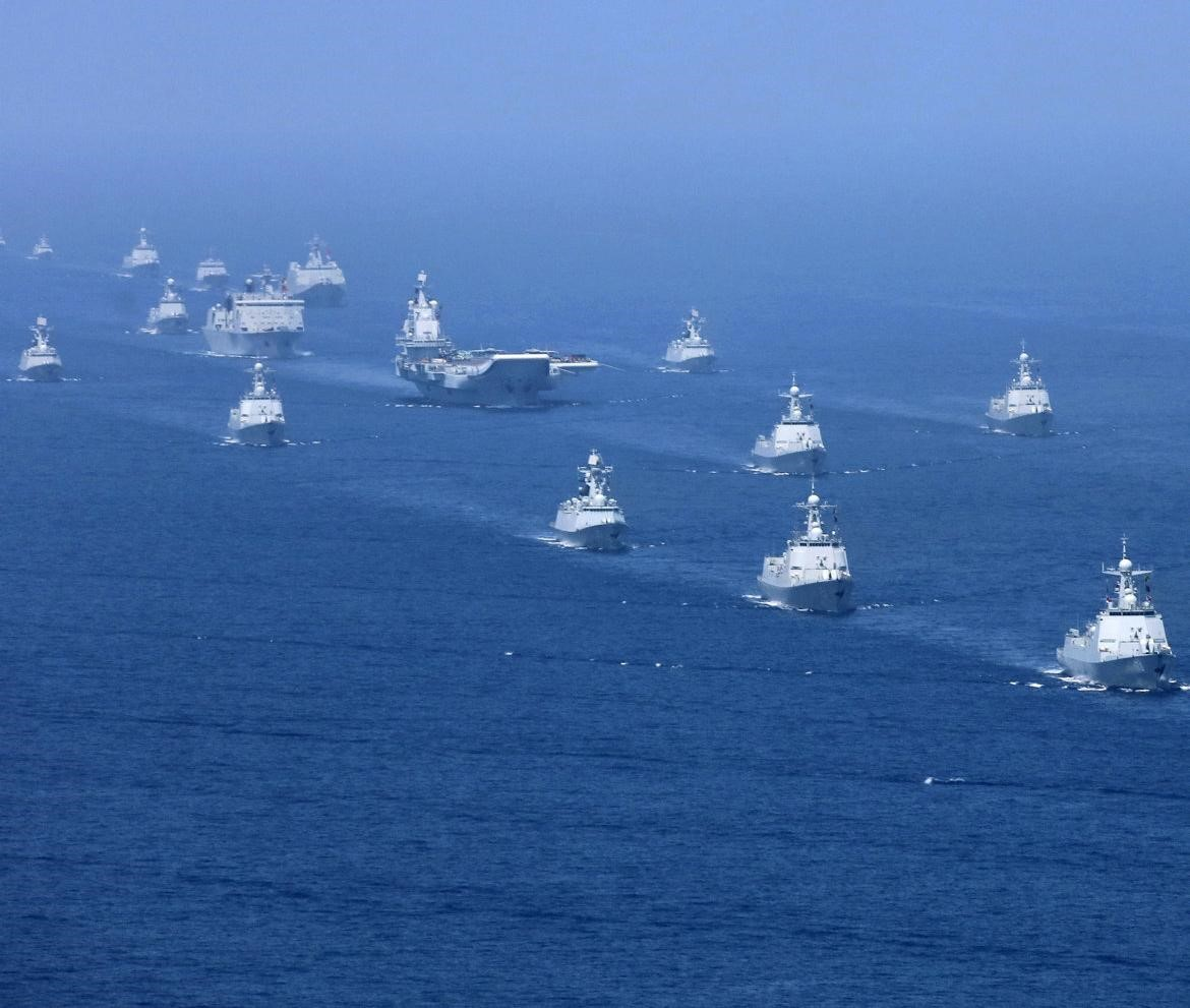 PLAN vessels engaged in a largely political exercise in the Taiwan Strait in November of 2019, sending a strong message to Taiwan and the United States regarding Taiwanese aspirations and arms purchases from the U.S.