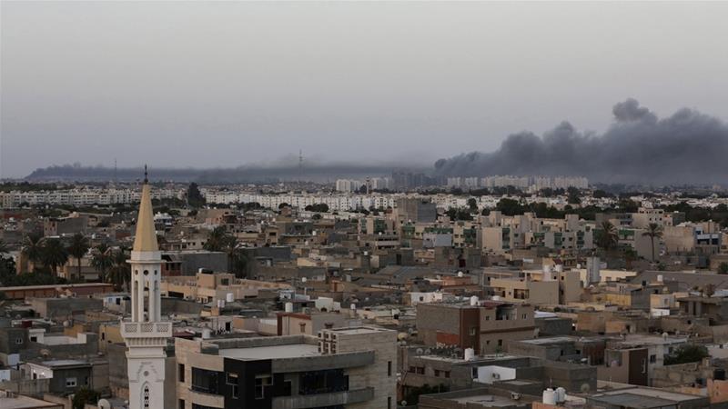 Heavy Clashes for Tripoli Continue Despite Calls for Ceasefire