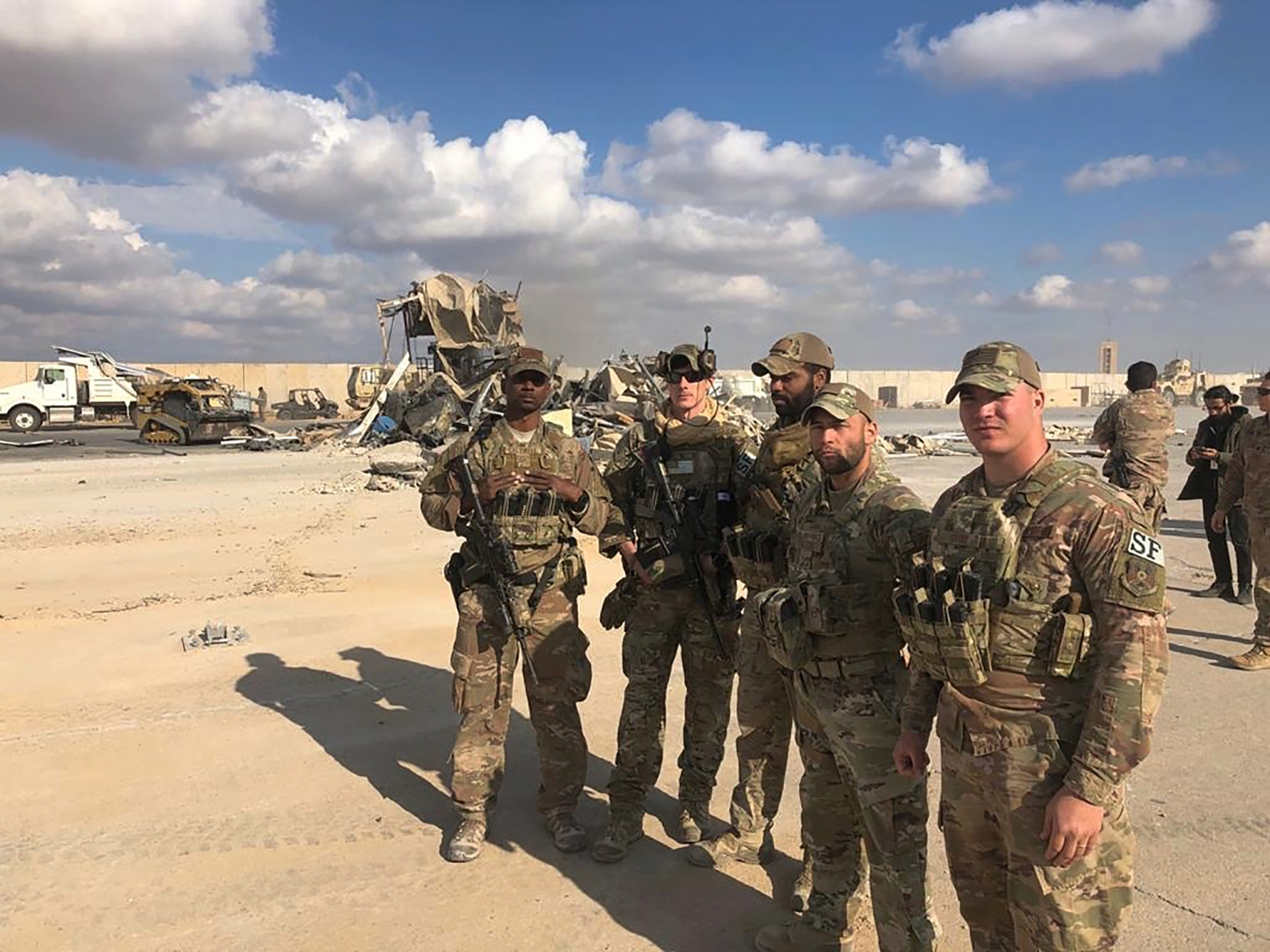 Pentagon Says It Won't Withdraw Troops from Iraq