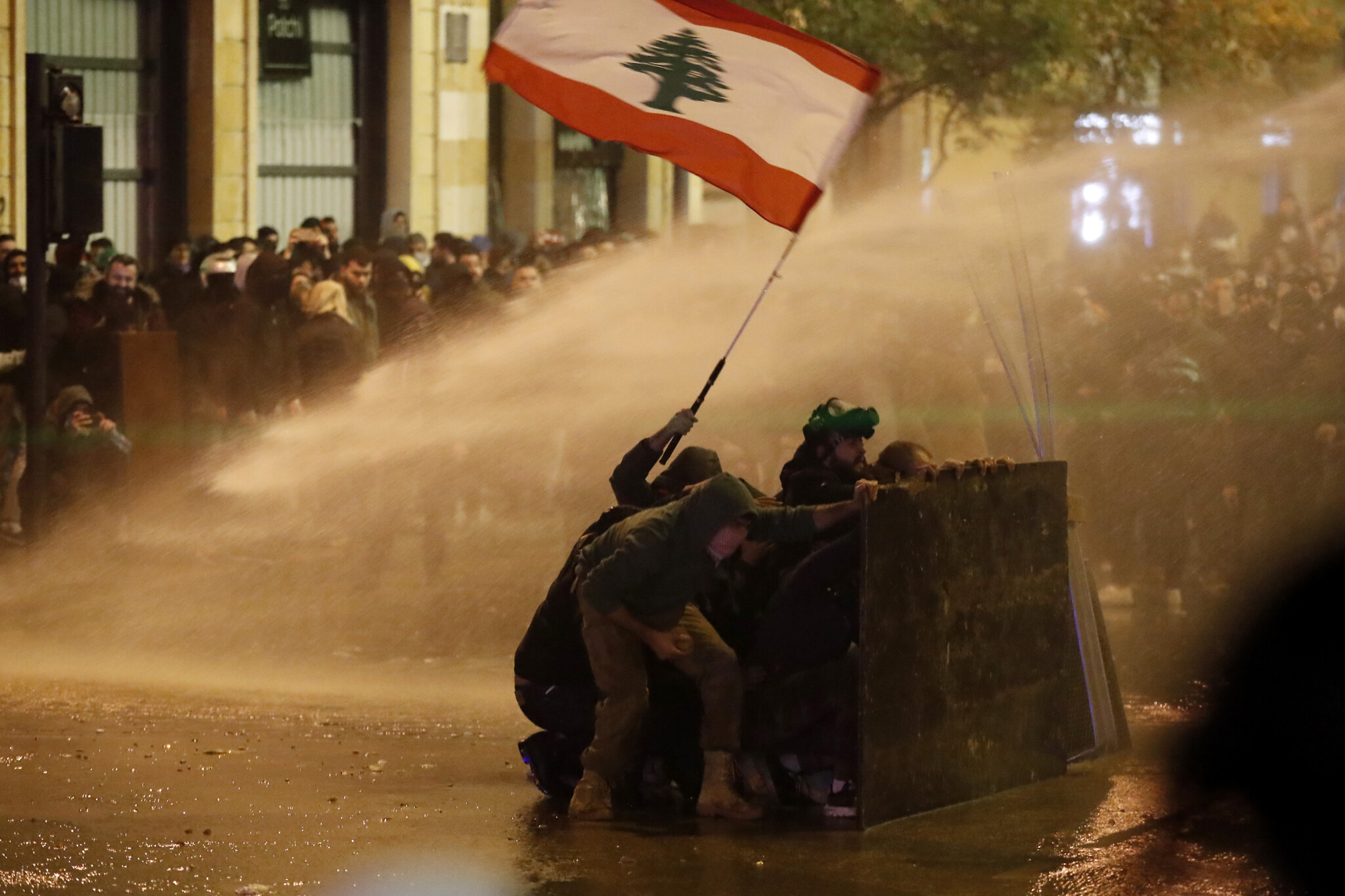 Lebanon Erupts In Violent Protest As Political Factions Appoint New Prime Minister