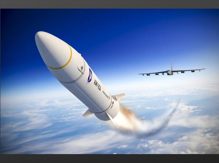 First US Hypersonic ARRW Booster Flight Test Failed