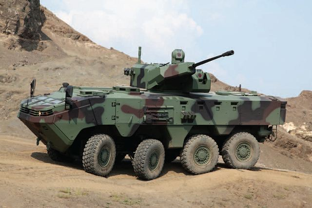 Armored Fighting Vehicles Of Turkish Army