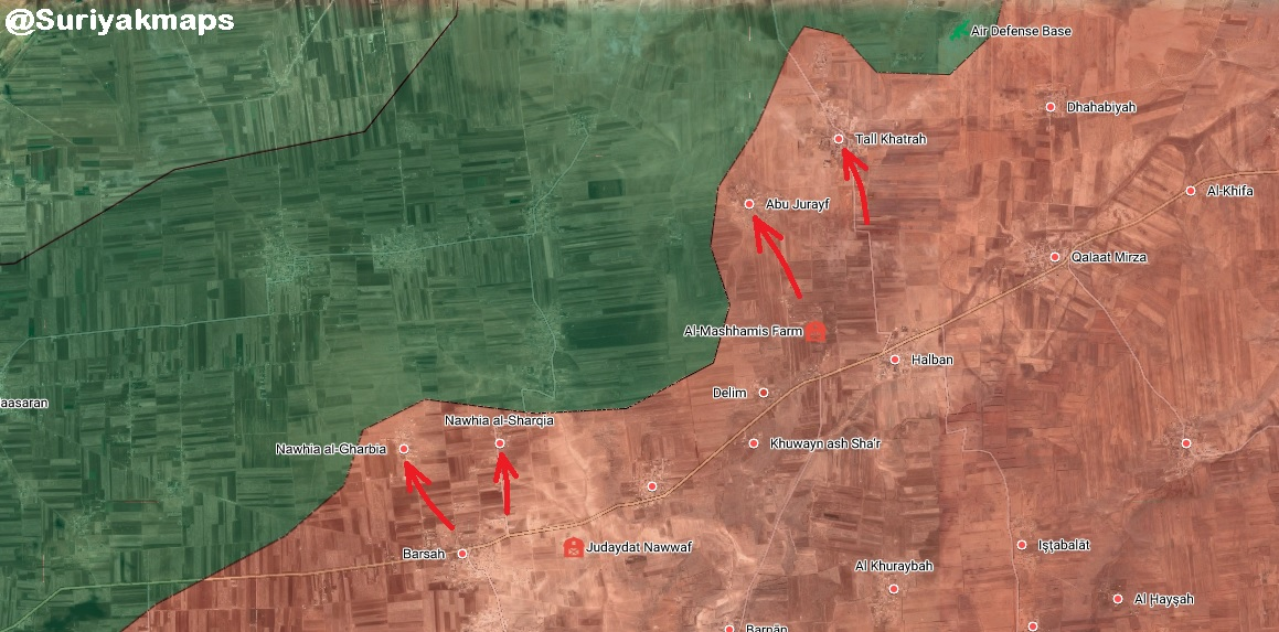 Syrian Army Captures Three Towns In Southeast Idlib After Killing Dozens Of Militants