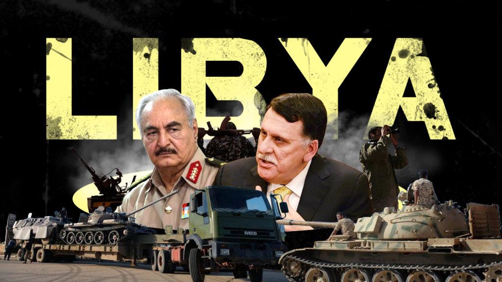 Gunmen Ambush Convoy Of Interior Minister Of Turkish-backed Libyan Government