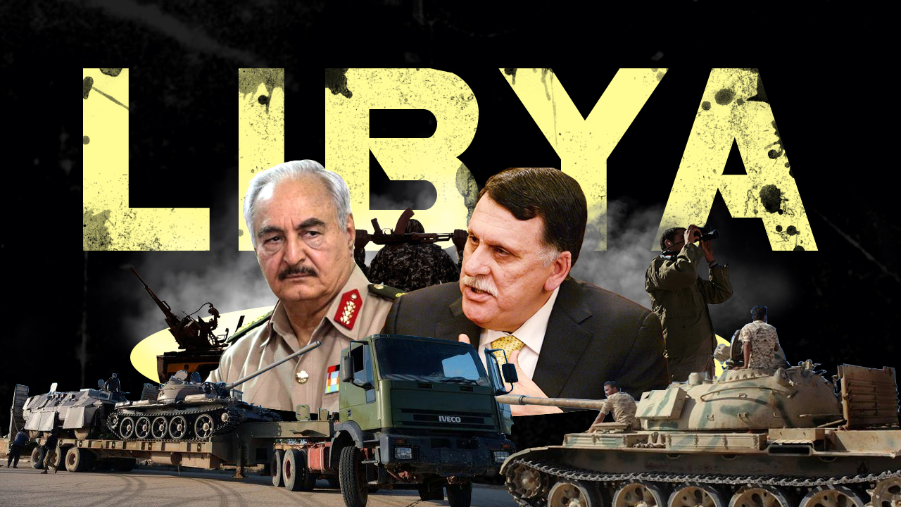 """Libya's Waring Parties Agree To Find """"Comprehensive Political Settlement"""" During Morocco Talks"""