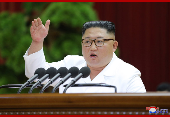 """Kim Vows Demonstration of """"New Strategic Weapon,"""" Says Pyongyang Abandons Missile Test Moratoriums"""