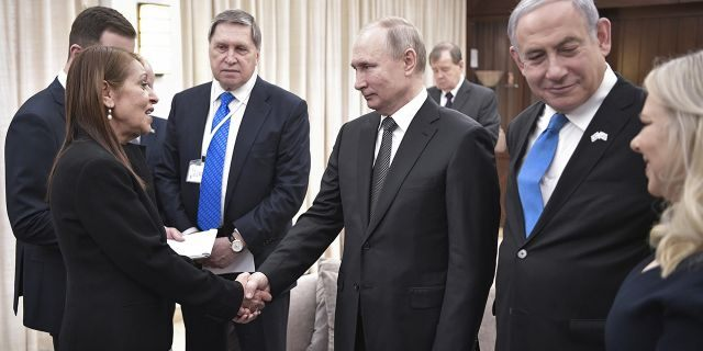 Russia's Selective Justice Towards Israel