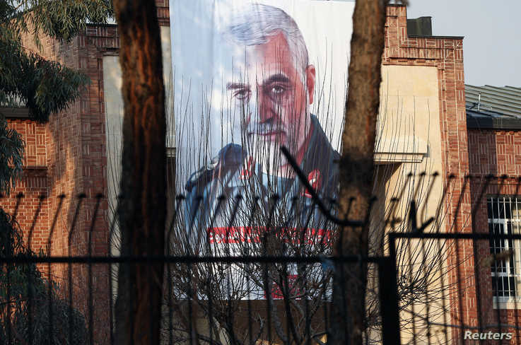 Trump Claims Qassem Soleimani Wanted to Blow Up US Embassy in Baghdad