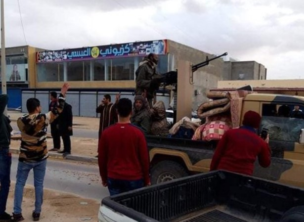 Libyan National Army Enters Sirte City As GNA's Defense Collapses Despite Turkish Troop Deployment (Videos)