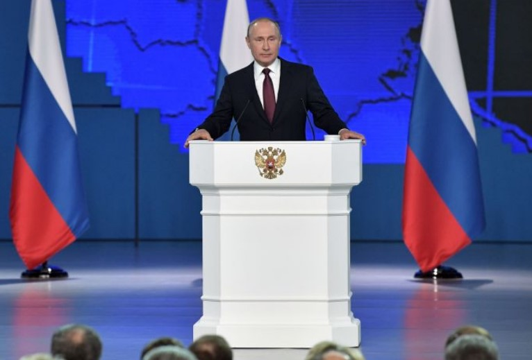Putin's Annual Address: Nationalization Of Elites And Strengthening Of Russian National Sovereignty