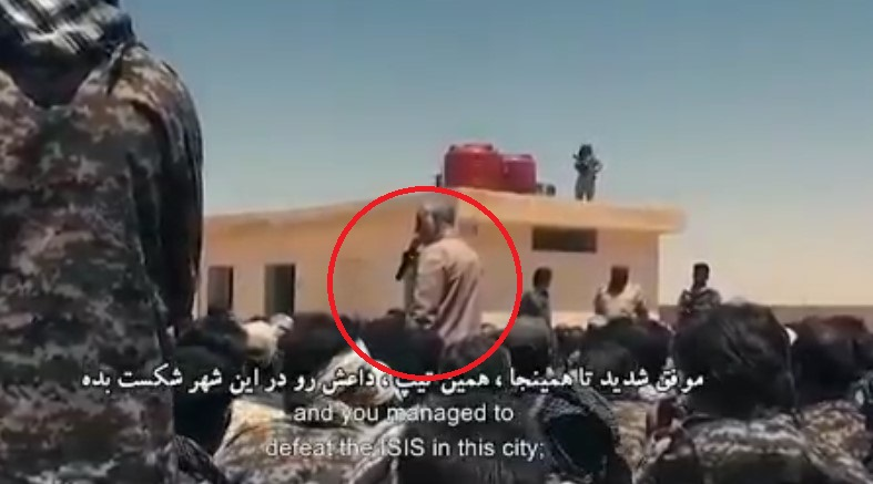 Iran-backed Force Released Video To Commemorate Qods Force's Soleimani