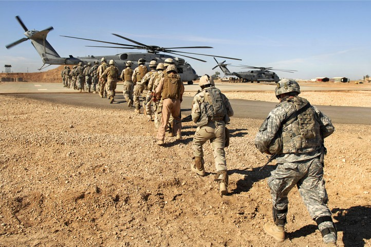 The US Military Build-Up In the Middle East Throughout 2019