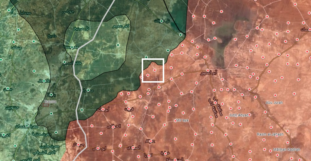 Militants Recapture More Areas In Southeast Idlib From Syrian Army