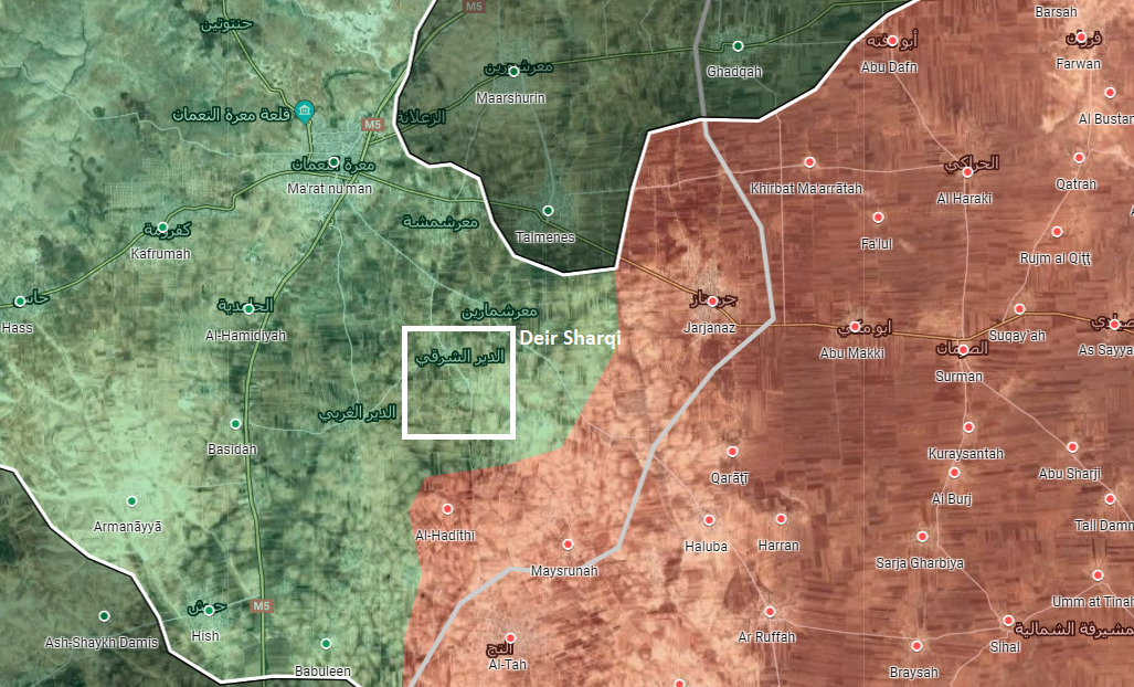 Syrian Army Resumes Offensive In Southeast Idlib, Liberates First Town