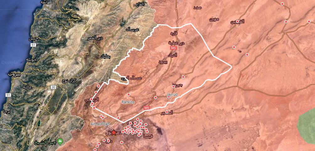 Hezbollah Destroys Militants' Tunnels On Syrian-Lebanese Broder