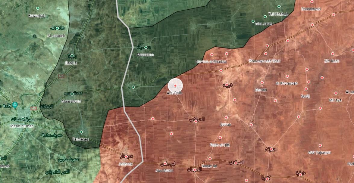 Syrian Army Repels Militants' Attack On Abu Dafn