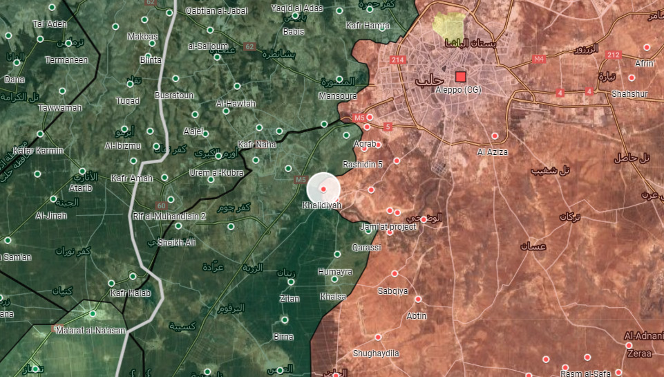 Syrian Army Makes New Gains In Southwest Aleppo, Captures Militants