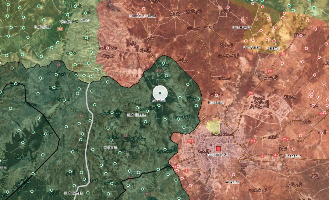 Syrian Guided Missile Injures Turkish Service Member In Northern Aleppo