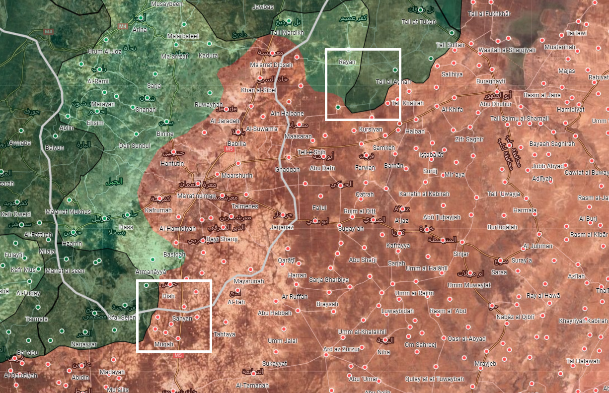 Syrian Army Secures Seven New Towns In Southern, Southeastern Idlib
