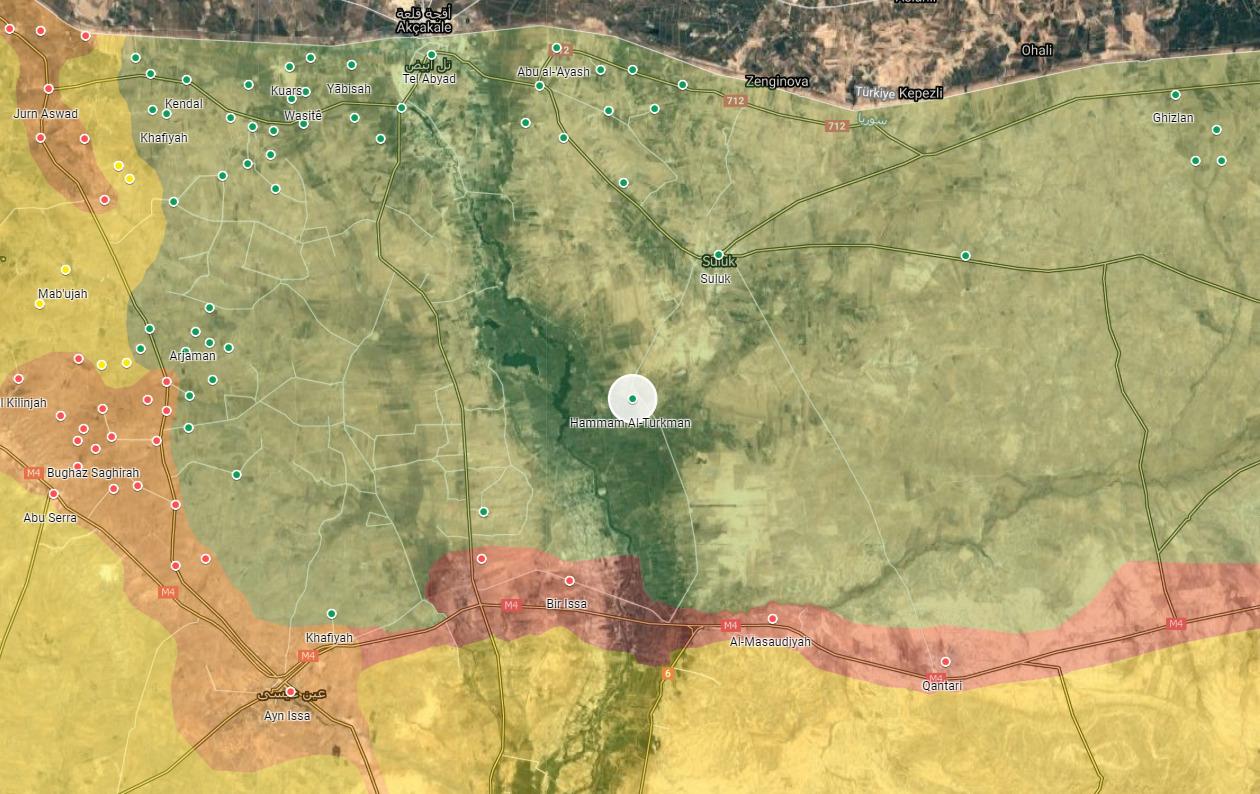 Several Turkish Soldiers Killed In New Raqqa Explosion: SANA