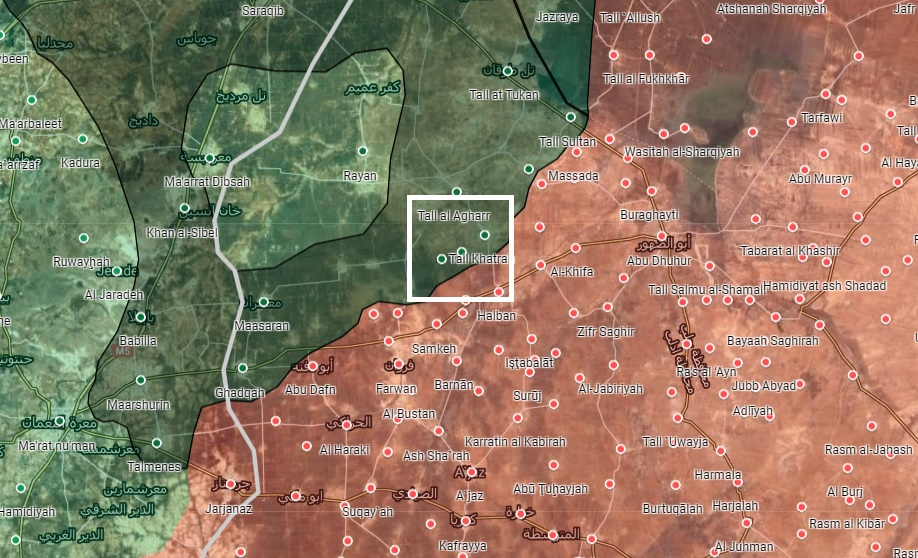 HTS Repels Another Syrian Army Attack In Southeast Idlib