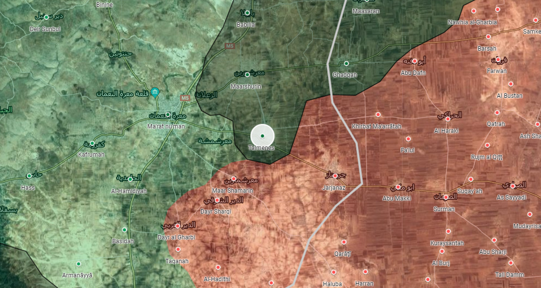 Syrian Army Captures New Town In Southeast Idlib, Reaches Ma`arat al-Nu`man Outskirt