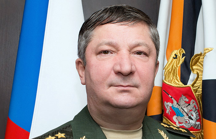 Deputy Chief Of Russian General Staff Accused Of $108million Fraud