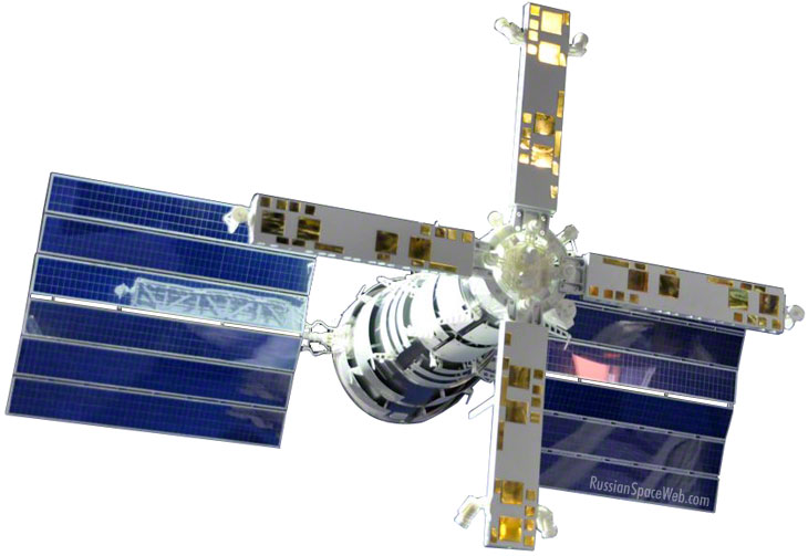 Averting Barbarossa II: The Liana Space Radioelectronic Surveillance System