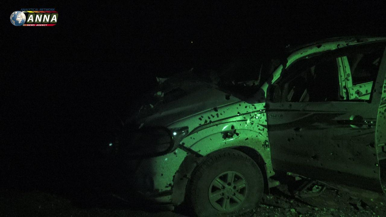 New Photos Reveal Militants' Losses In Southeast Idlib