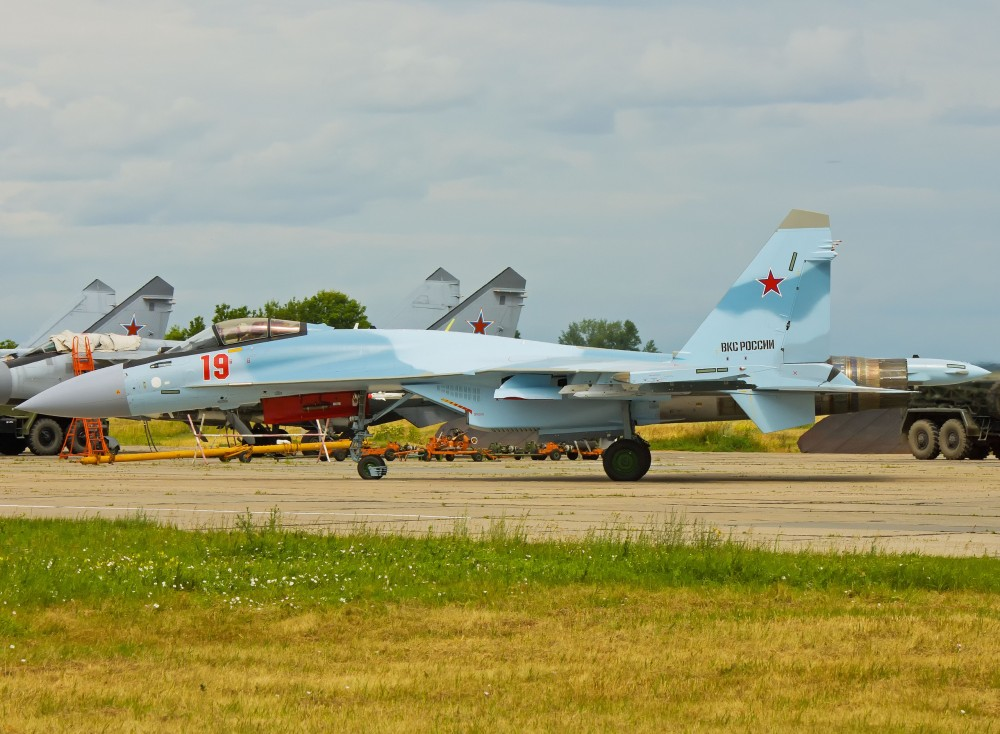 In 2019 Russian Armed Forces Received Least Number of Aircraft Since 2011