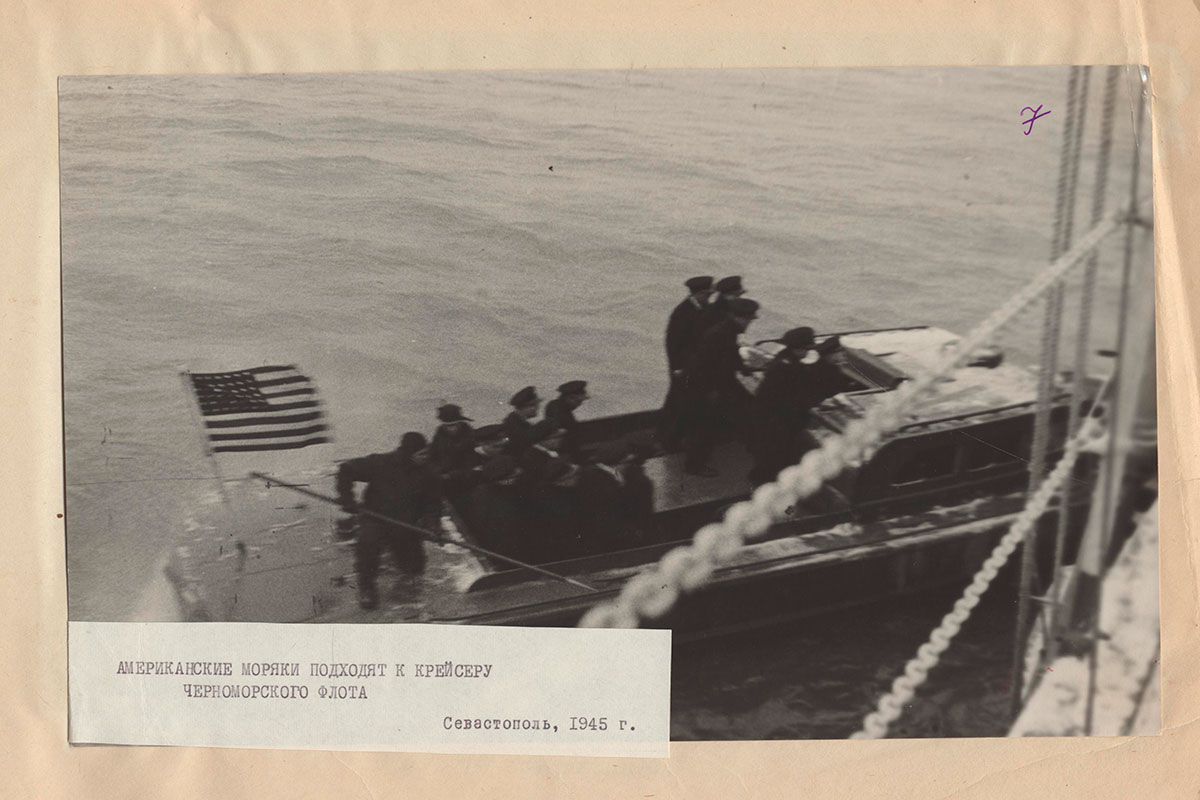 Russian Ministry of Defense Released Historical Records On The Yalta Conference (Photos)