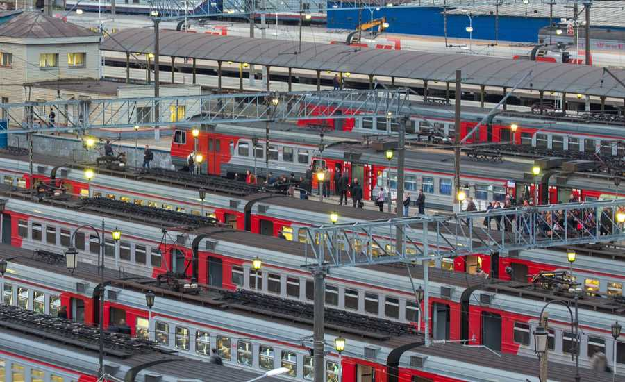 State-Owned Russian Railways To Leave €1.2Bn Project In Iran Over Sanction Threat